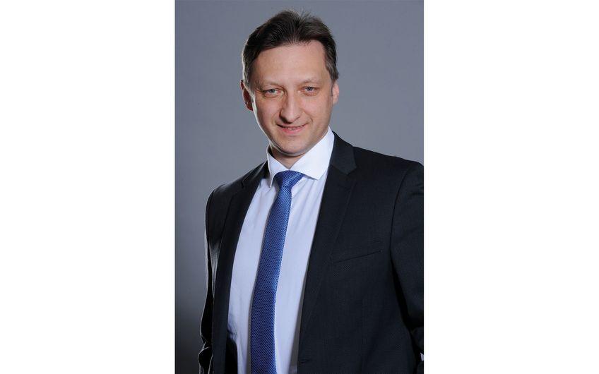 Gregor Machura ist Geschäftsführer des bauforumstahl e.V., dem Spitzenverband für das Bauen mit Stahl in Deutschland (Foto: bauforumstahl e.V.)