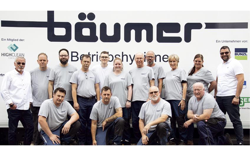 Rund 50 Mitarbeiter betreuen bei Bäumer 3.500 Kunden (Foto: Kai Murek)