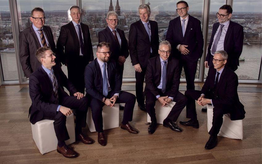 Das Team von ProService steht für 30 Jahre Erfahrung, zukunftsorientierten Weitblick und Kundennähe Foto: Wort & Lichtbild