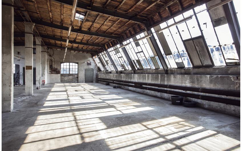 Revitalisierung der historischen Wuppertaler Textilfabrik Kaiser & Dicke. Das Ingenieurbüro Schlingheider plant hier die komplette Haustechnik auf modernstem Stand