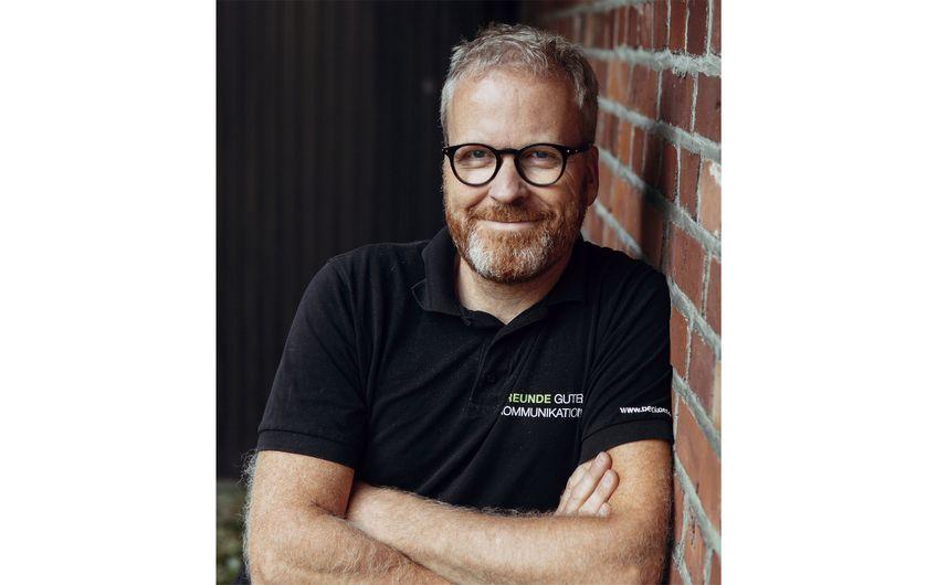 """Guido Beck: """"Erfahrung ist gut – Neugier ist besser!"""""""