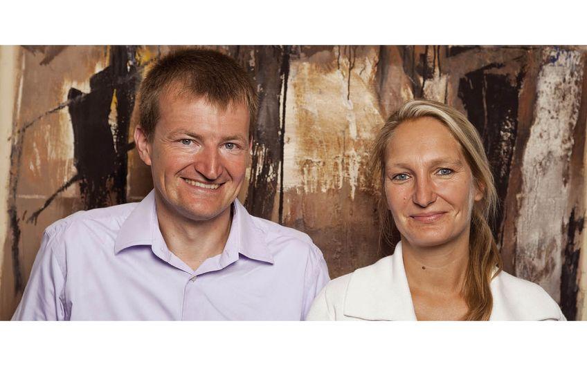 Geschäftsführende Gesellschafter Michael Starck und Nicola Müller-Starck