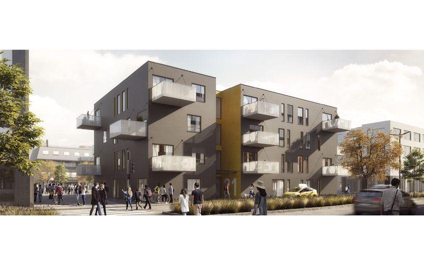Koschany + Zimmer Architekten KZA | ALHO Systembau GmbH: Modulares Bauen:  Architektur trifft Industrie