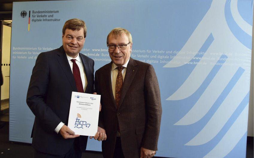 Niederrheinische IHK Duisburg-Wesel-Kleve: Unternehmerdelegation in Berlin