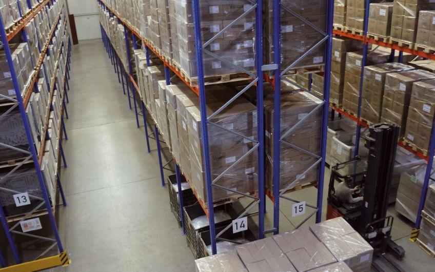 Liedhegener-Logistik GmbH & Co. KG: Noch mehr Platz