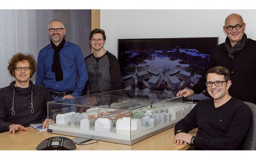 Hartmann Architekten BDA: Spannende Entwürfe – langfristige Werte