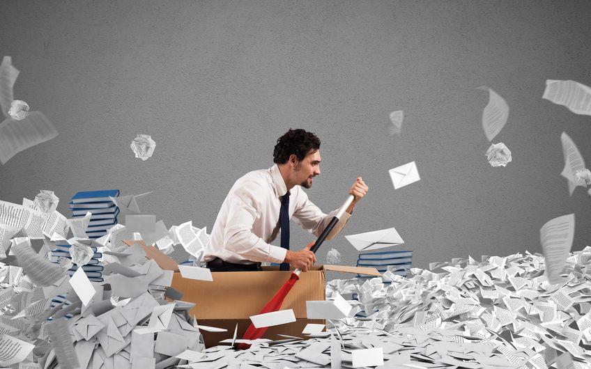 Bürokratieabbau: Was Unternehmer an Bürokratie nervt