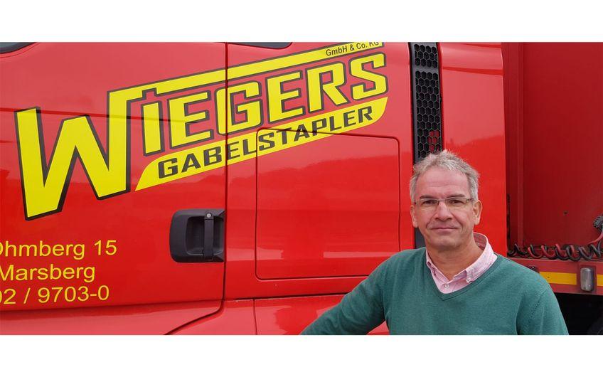WIEGERS - Gabelstapler