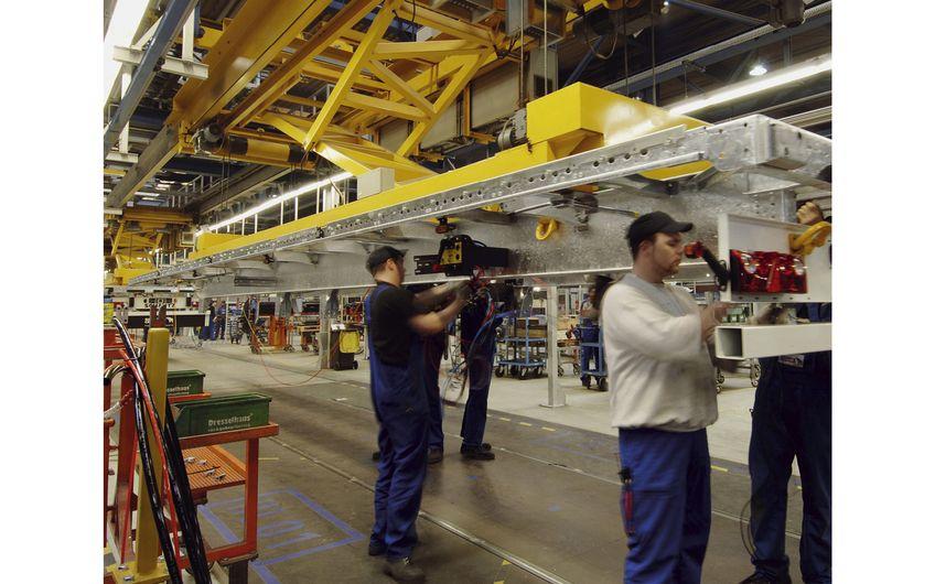 Das Münsterland als günstiger Standort für  große Unternehmen wie die Schmitz Cargobull AG  (Foto: Andreas Gerich)