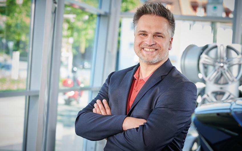 Christian Schneider, Geschäftsführer in 4. Generation