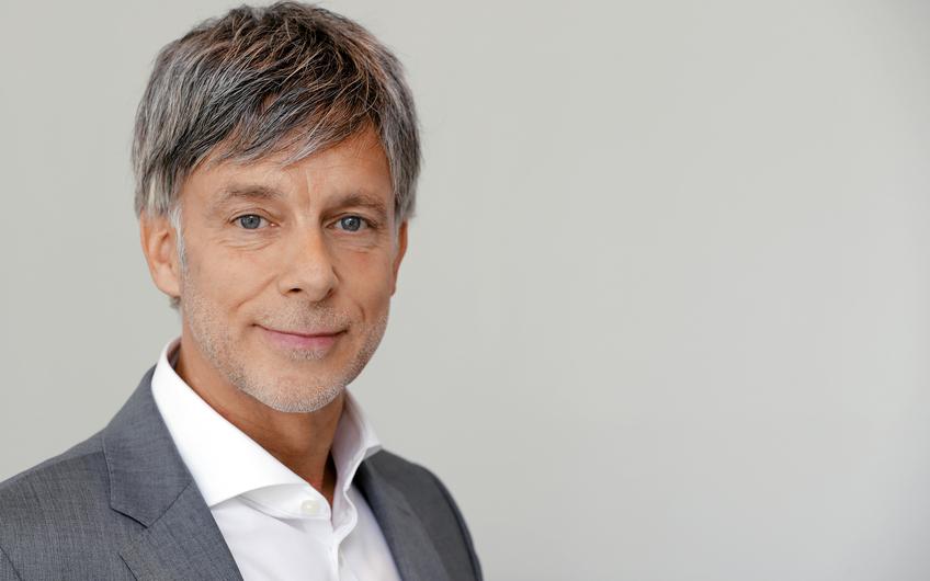 Geschäftsführer Manfred Christ