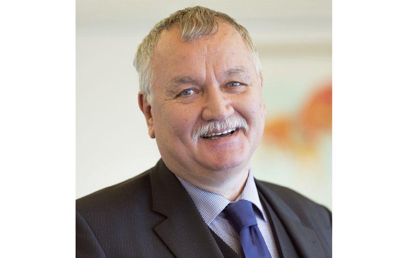 Thomas Hegger, Geschäftsführer des  Fachverbands Tageslicht und Rauchschutz (FVLR)