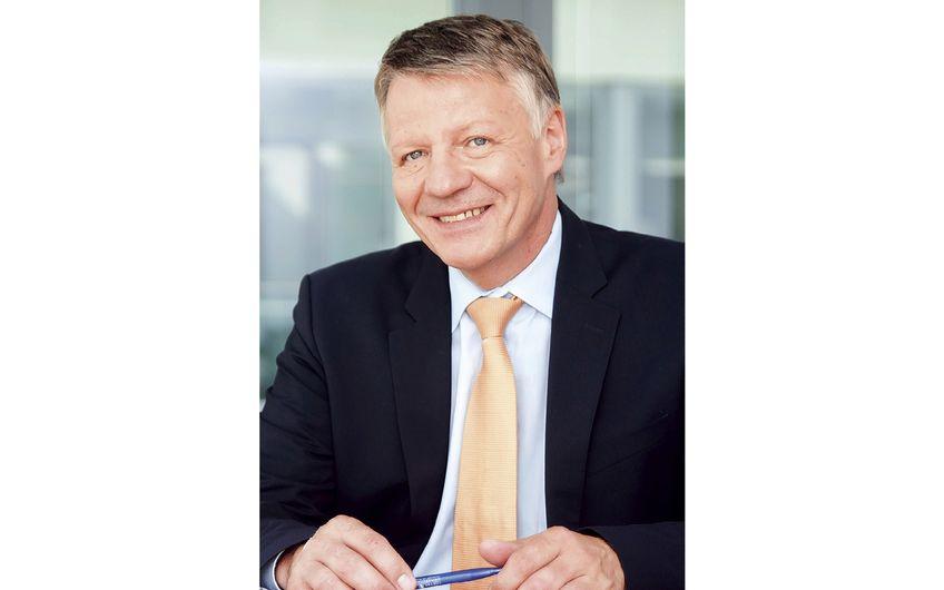 Dr. Hermann Kortland, Hauptgeschäftsführer des Bundesverbands der Arzneimittel-Hersteller