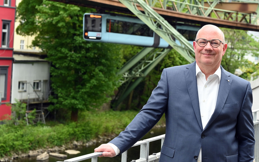 Stephan Alexander Vogelskamp bleibt bis Mitte 2026 Geschäftsführer der BSW (© Stefan Fries)