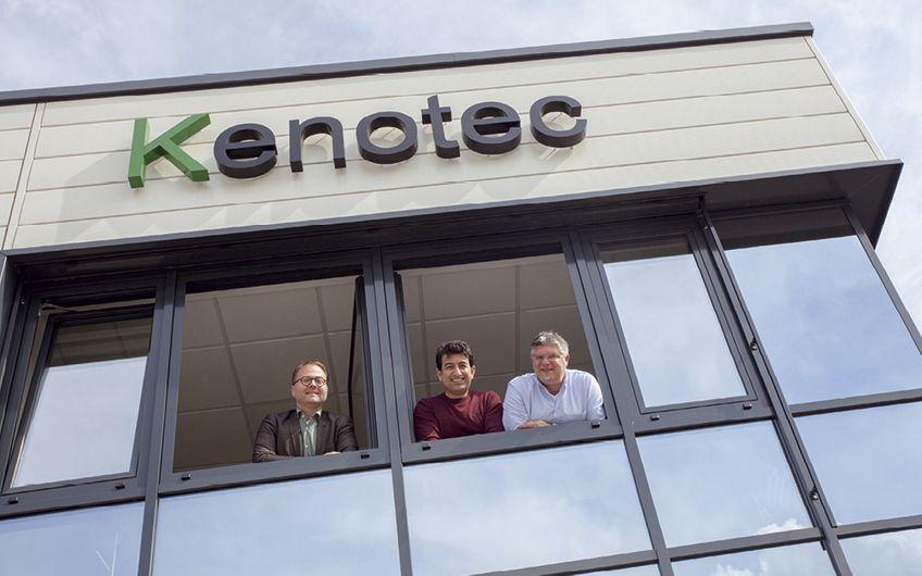 TROWISTA – Kenotec: Neuer Standort