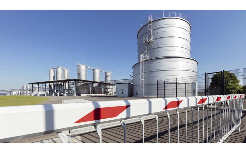 Tanklager für Fertigprodukte (Foto: KSR-Gruppe)
