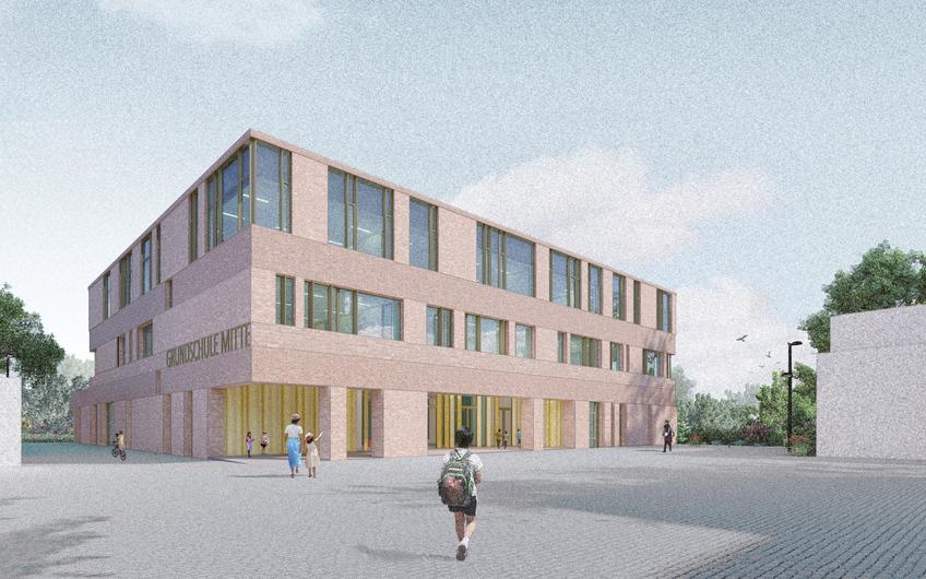 Reiser & Partner : An Bochum mitgebaut: