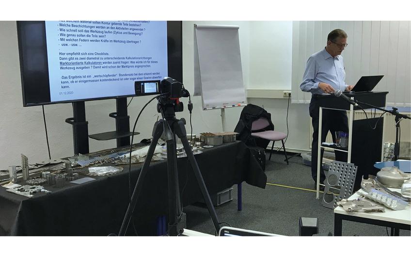Seminarwelt - Wissenstransfer auch in hybrider Form