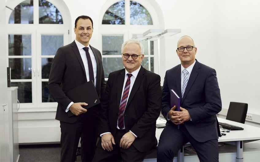 Das Team von Warth & Klein Grant Thornton betreut am Niederrhein über 500 Mandanten