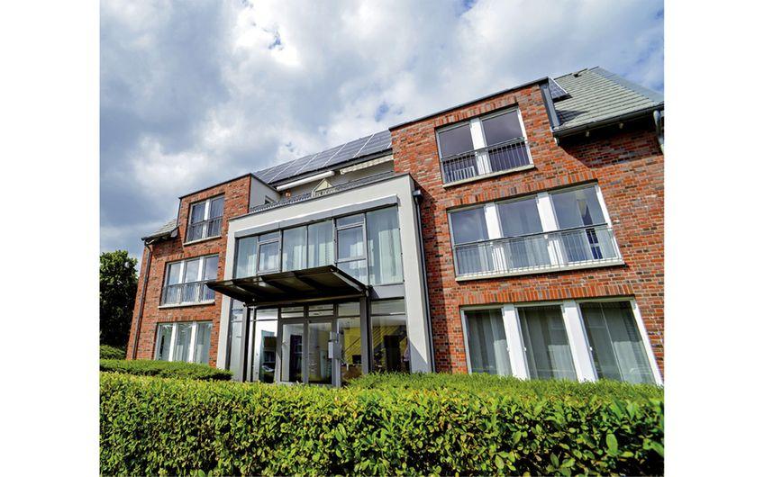 Sitz der Kanzlei Heinz & Heinz in Warendorf