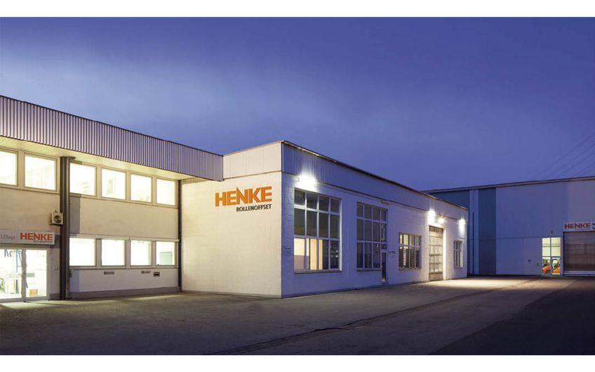 Firmenansicht (Foto: Alexander Bernhard)