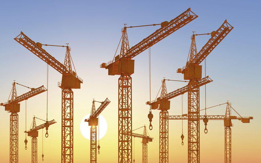 Bauunternehmen: Konjunkturlokomotive rollt