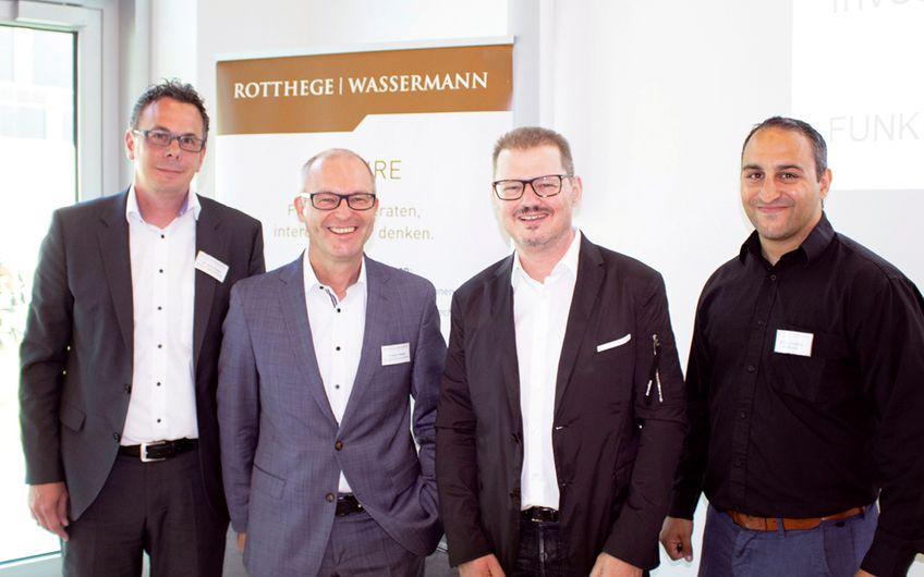 """ROTTHEGE I WASSERMANN: """"Start-ups in Deutschland – Erfahrungen  von Gründern und Investoren."""" Ein Rückblick"""