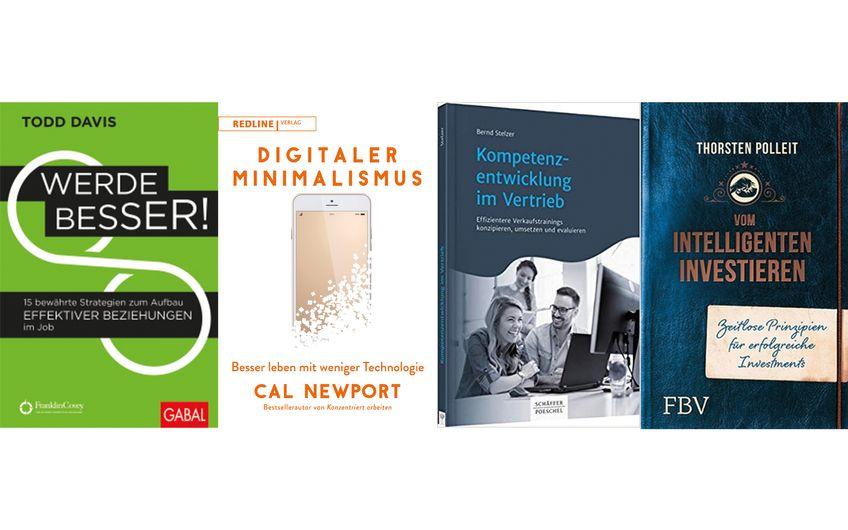 Buchvorstellungen: Digitaler Minimalismus …