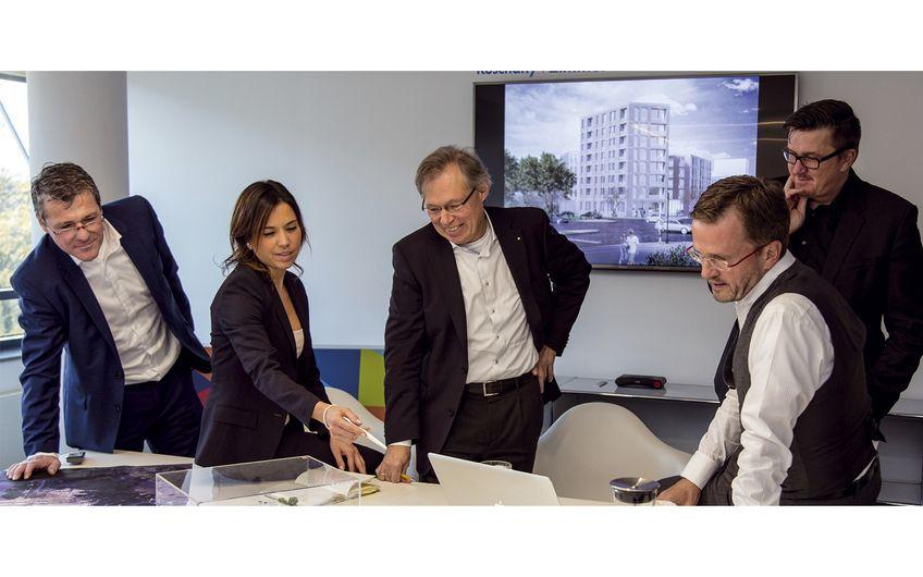 Koschany + Zimmer Architekten: Innovation beginnt im Kopf