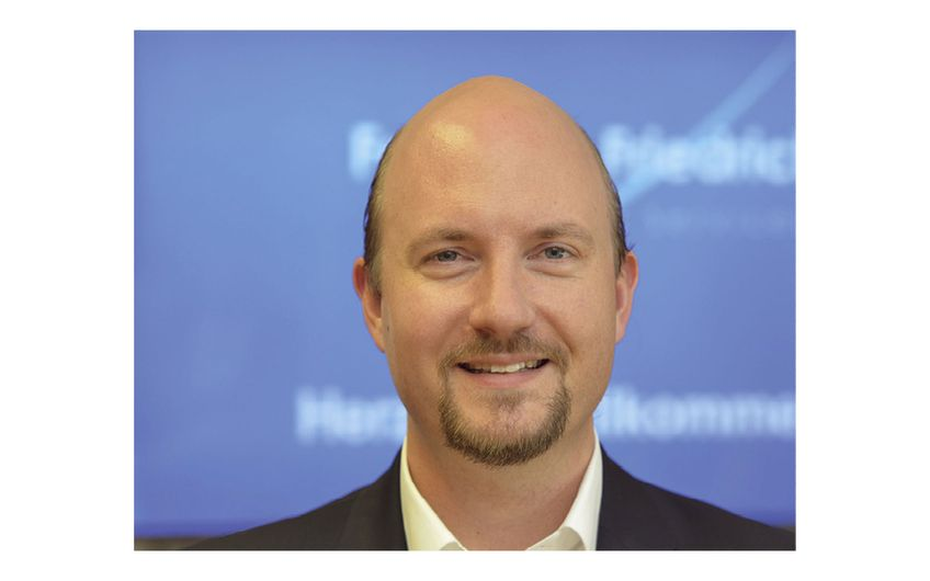 Björn Friedrich (CEO, Geschäftsführender Gesellschafter) (Foto: Wolfgang K. Elges)
