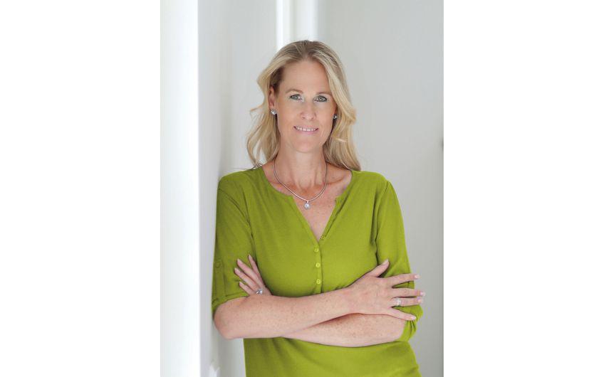 PR-Beraterin, Texterin und Buchautorin Nina Claudy