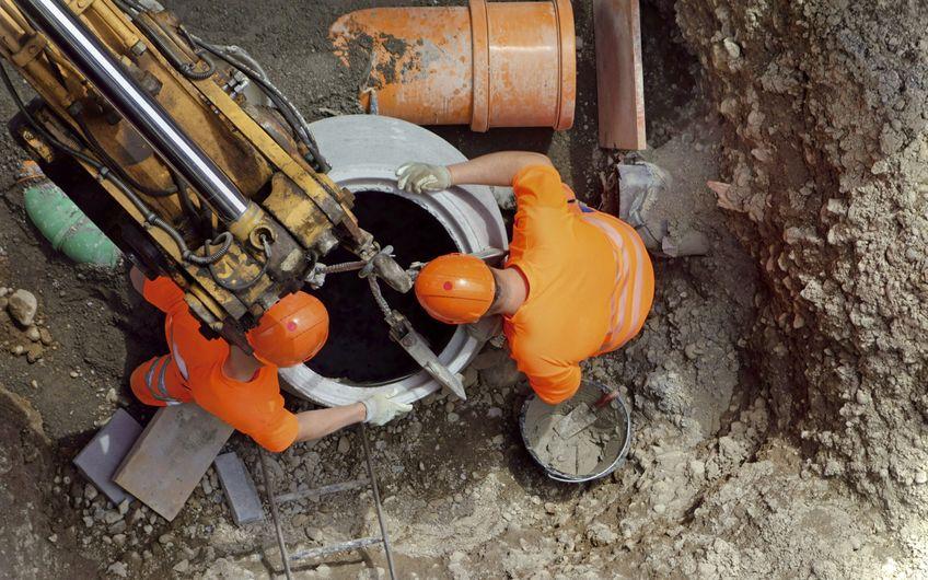 Kanal- und Abflusstechnik: Verrotten die Kanalrohre?