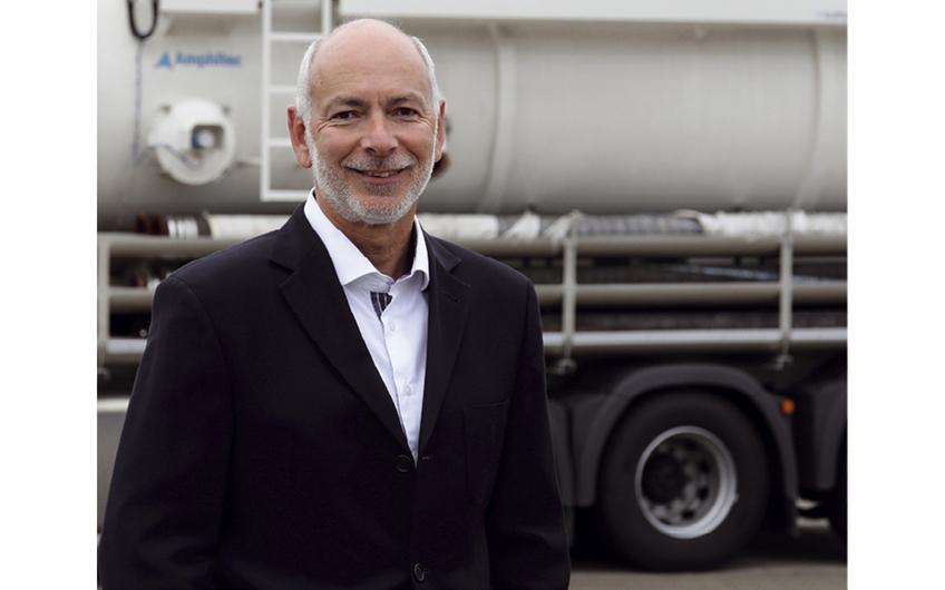 Geschäftsführer Peter Schlossarek