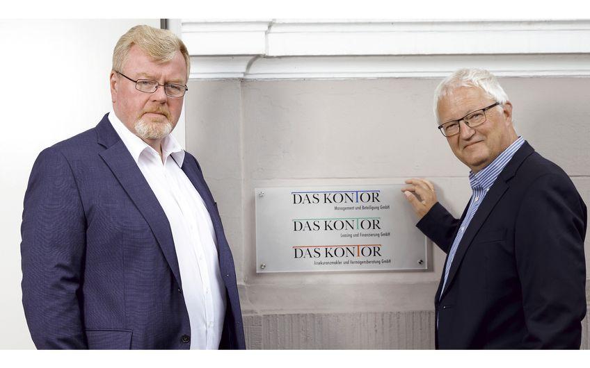 DAS KONTOR: Versichern leicht gemacht