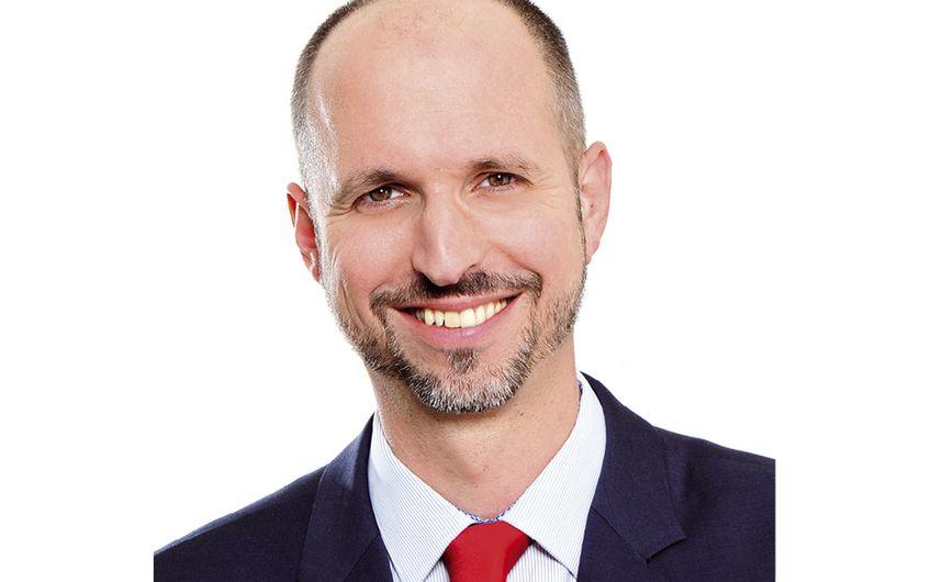 Stephan Zimprich, Leiter der Kompetenzgruppe Blockchain im Internet-Verband eco (Quelle: eco)