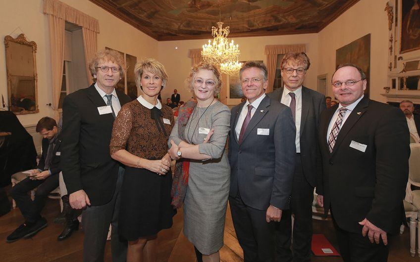 WFG Rhein-Kreis Neuss: CSR-Abschlussveranstaltung auf Schloss Dyck