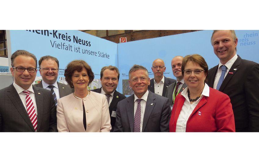Rhein-Kreis Neuss: Polis Convention