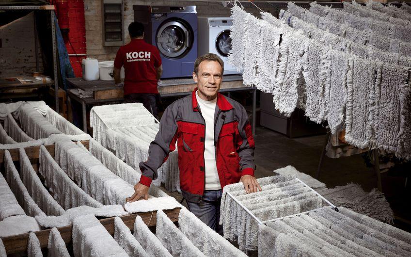 Koch Gebäudereinigung: Saubere Team-Arbeit