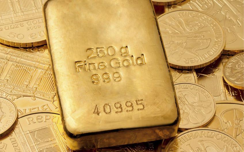 Die Nachfrage nach Edelmetallen steigt stetig an (Foto: Depositphotos)