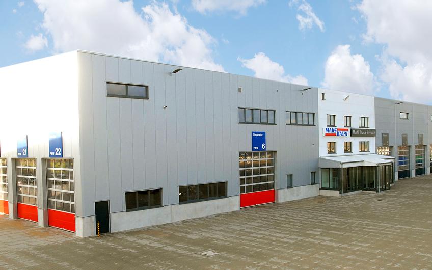 Als Mobilitätsgarant der OMEXOM bietet die Maks GmbH einen Komplettservice für PKW, LKW und Baumaschinen