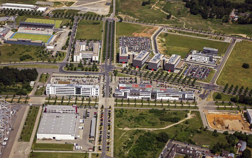 Die Erfolgsgeschichte bekommt ein Fortsetzungskapitel:  Der Nordpark Mönchengladbach geht in Nachbarschaft zur A61 und dem Borussia-Park in die zweite Ausbauphase