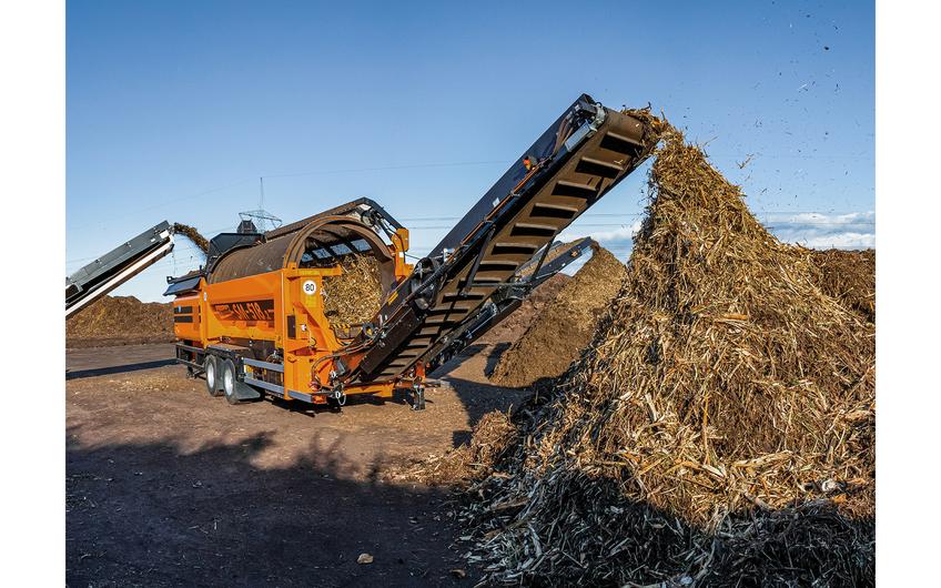 1965 von Werner Doppstadt in Velbert als landwirtschaftlicher Betrieb gegründet, ist die Firma heute ein weltweit führender Partner in der Umwelttechnik