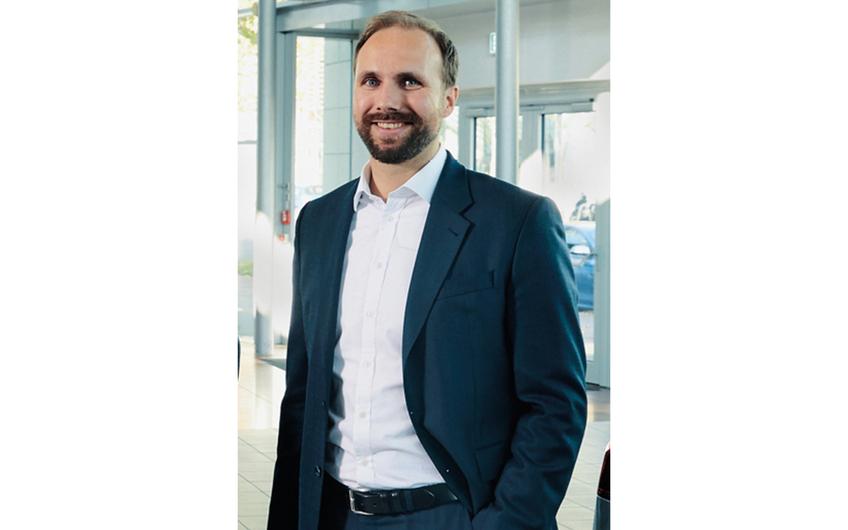 Martin Ginter, Leiter Großkunden-Leistungszentrum Essen