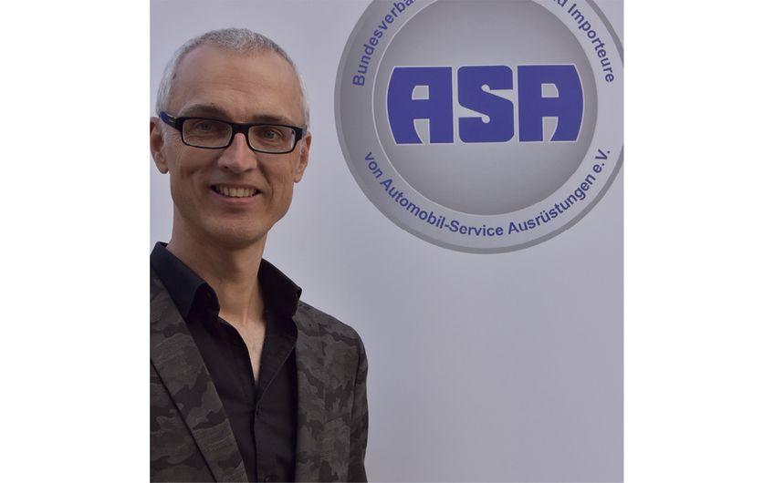 Wolf-Erik Schmitt leitet den Fachbereich Hebetechnik beim Bundesverband der Hersteller und Importeure  von Automobil-Service-Ausrüstungen (Foto: ASA)