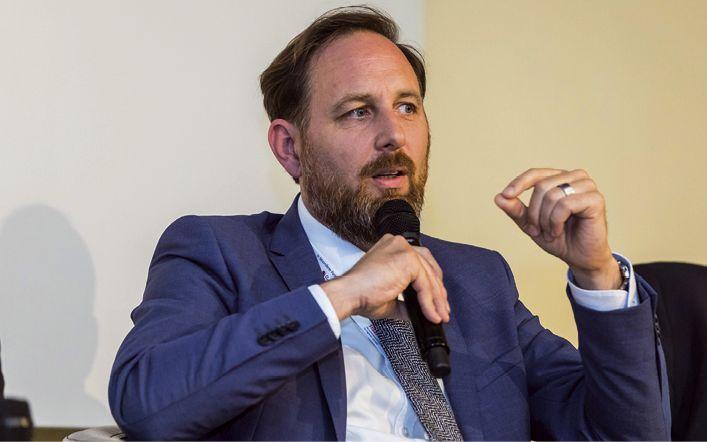 Michael Münzberg engagiert sich bei der GPM Deutsche Gesellschaft für Projektmanagement (Foto: Paul Hahn)