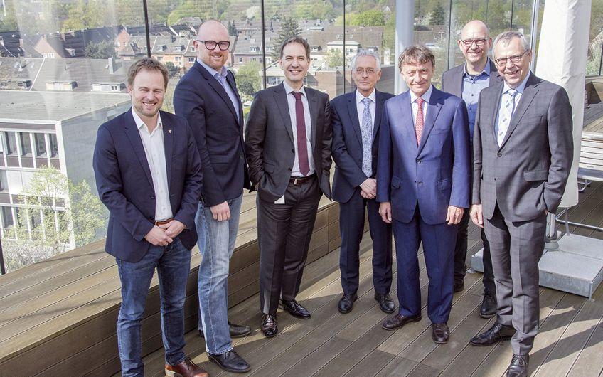 Krohne Messtechnik: Stadtspitze bei Krohne Messtechnik