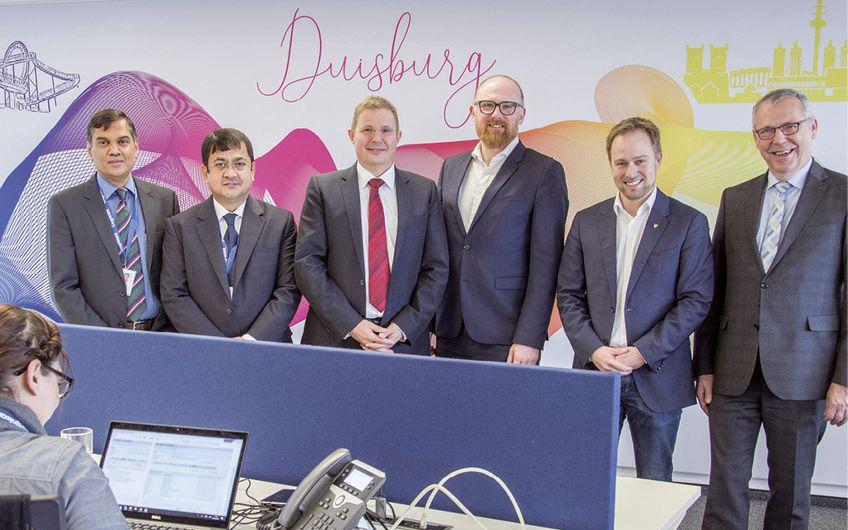 """GFW Duisburg: Keimzelle """"neuen Arbeitens"""""""