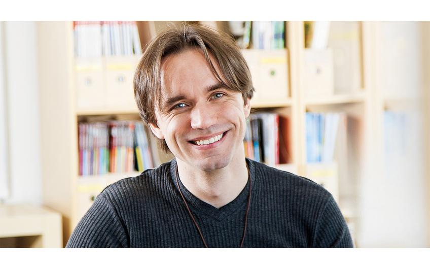 Richard Piatkowski, Inhaber und Geschäftsführer der meap GmbH