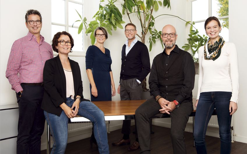 Das Team der changeways GmbH in Willich