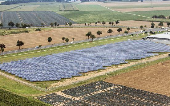 Der Betrieb bietet auch Solaranlagen an